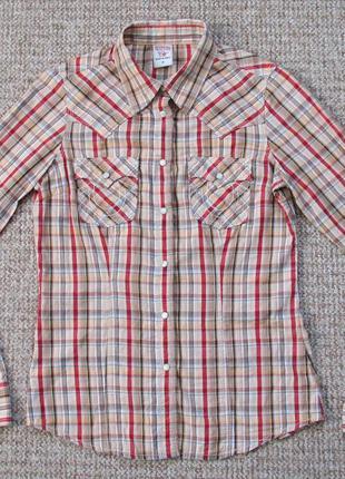 True religion женская рубашка оригинал (m)
