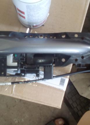 Ручка дверей с механизмом в сборе правая передняя рено меган 3