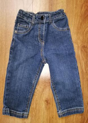 ⭐🍼⭐детские джинсы на малыша от 1 до 2 лет george⭐🍼⭐