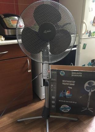 Многофункциональный напольный вентилятор Valore с пультом