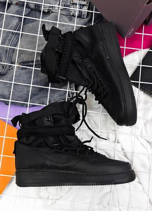 Nike special field air force 1 black 🆕 мужские кроссовки найк ...