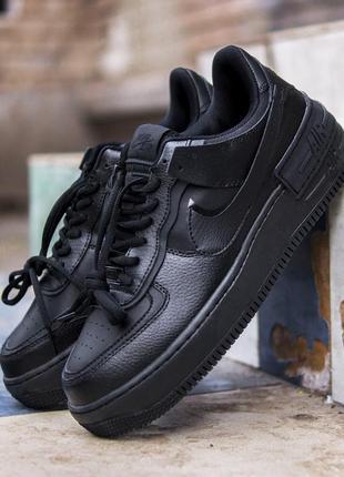 Nike air force shadow black  🆕 мужские кроссовки найк аир форс...