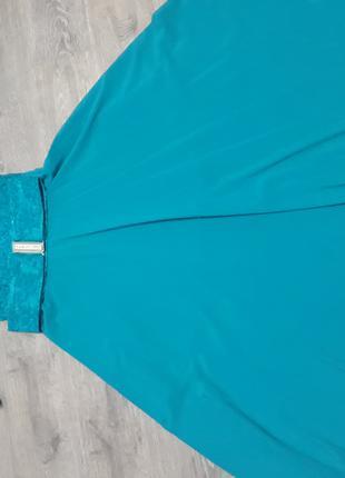 Длинное вечернее платье 46 размера