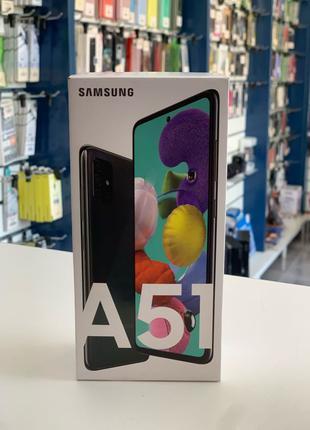 Новий Samsung A51 128gb