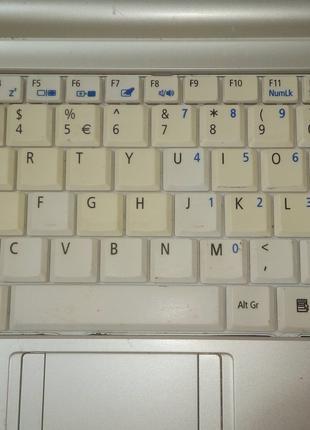 Клавиатура для ACER Aspire ONE A110, A150, 531, D150, D250, ZG5