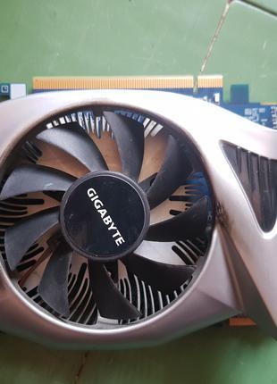 Видеокарта GIGABYTE PCI-Ex Radeon HD 5670 1GB GDDR5