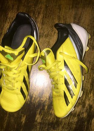 Обувь для футбола бутсы сороконожки копы размер 36 adidas
