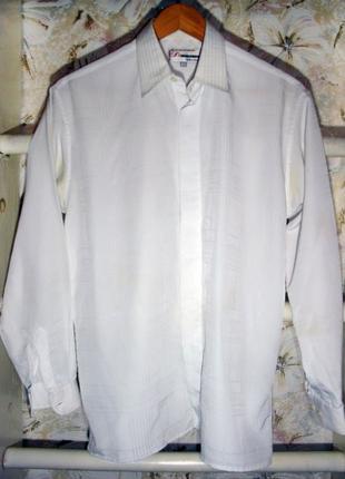 Рубашка белая Di Roberto
