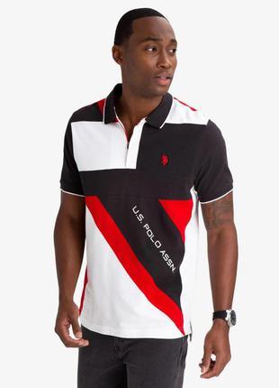 Тенниска поло футболка us polo assn