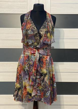 Шикарное платье adam pour eve франция