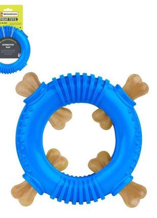 Игрушка для собак Bronzedog SMART мотивационная Ринг 16 х 3 см