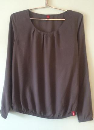 Блуза цвет молочного шоколада