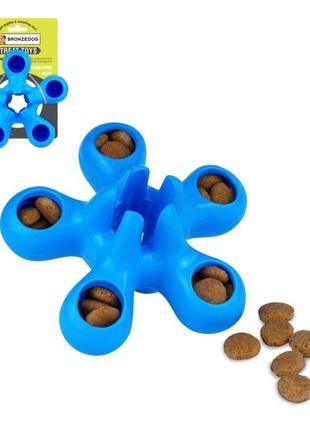 Игрушка для собак Bronzedog SMART мотивационная Звезда 15 х 10 см