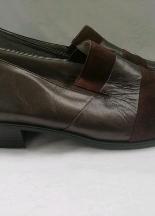 Smarts by c&k кожаные туфли р. 41, 5 см