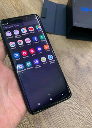 📱 Samsung Galaxy S9 Plus 64Gb Duos Black
