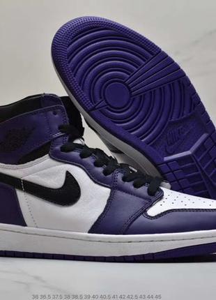 Cпортивная обувь Nike Air Jordan 1 Mid
