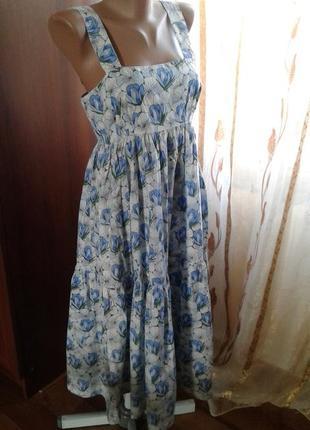 Платье,сарафан индия/100% хлопок