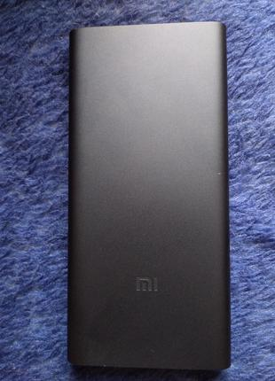 Power Bank Xiaomi Mi  2S 10000mAh Black
