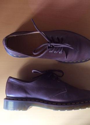 Dr.martens модель 21143 оригинал туфли