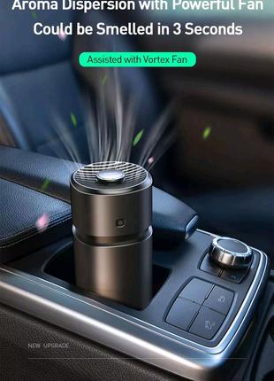 Автомобільний освіжувач Baseus Car Perfume Air Freshener Fan