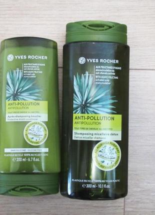 Набір міцелярний догляд для волоссям детокс та відновлення (ша...