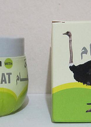Натуральная мазь со страусиным жиром Ostrish Fat El Captain 60 мг
