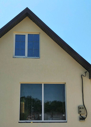 Утепление домов стен фасада пенопласт короед бригада фасадчики
