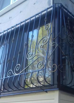 Решетки на окна, балконы, лоджии