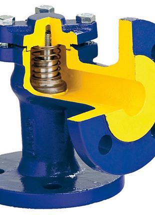 Обратные клапаны Диаметр: 15-300 давление: 6, 10, 16, 25 bar