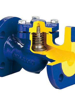 Обратные клапаны Диаметр: 15-300 давление: 6, 10, 16, 25, 40 bar