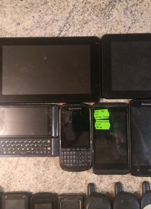 25 штук , телефоны и планшеты, цена от 20 грн