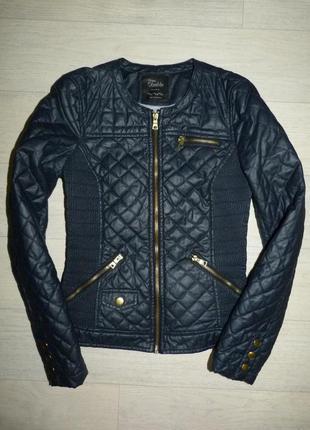 Куртка, косуха zara на девочку-подростка