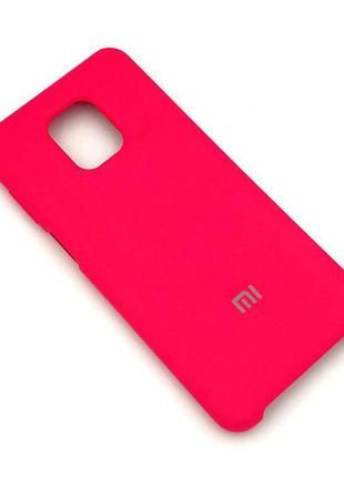 Чехол XIAOMI RedMi Note 9 Pro/Note 9S Silicon Case Redberry