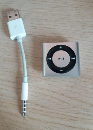 Продам плеер Apple Ipod shuffle 4, на 2gb