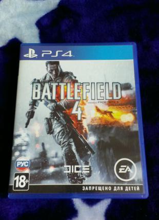 Battlefield 4 (5 регион (русский язык)) для PS4