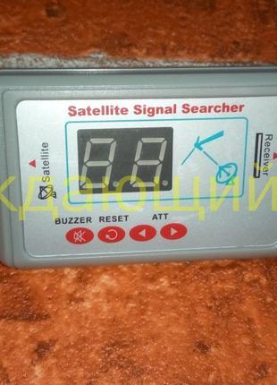 ЦИФРОВОЙ Прибор для настройки спутник. сигнала антенн SATELLITE