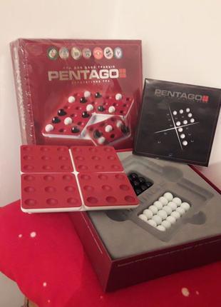 Логическая настольная игра «Пентаго» («Pentago»)