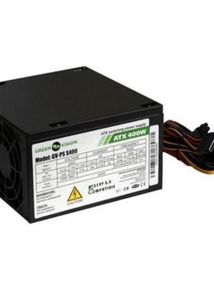 Блок Питания ATX 400W green vision