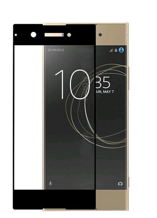 Защитное стекло на весь экран для Sony Xperia XA Ultra Dual