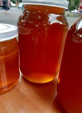 Продам натуральный  мед 2020г. липовый с разнотравьем.