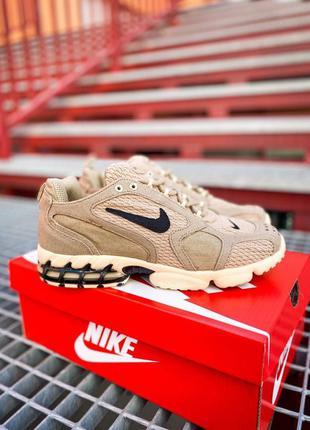 "Nike x Stüssy Air Zoom Spiridon Cage 2 ""Sandy"""
