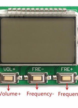 USB FM радио передатчик DSP PLL беспроводной стерео микрофон