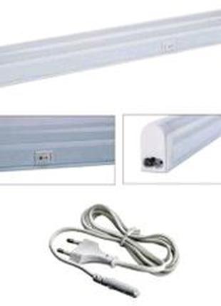 30 см Т5 4вт Светодиодный светильник мебельный,лед,лампа,лампочка