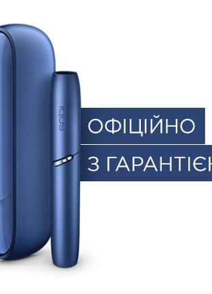 IQOS 3 Duo Blue