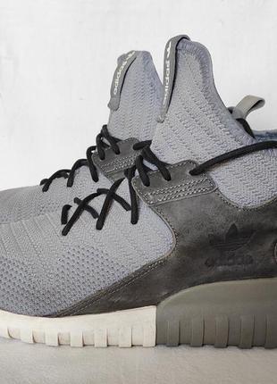 Кроссовки adidas tubular x primeknit. 46