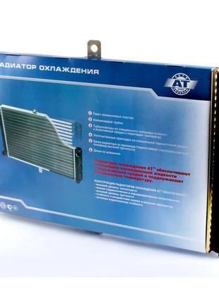 Радиатор охлаждения ЗАЗ-DAEWOO SENS (С ДВИГ. МЕМЗ)  AT 1012-103RA