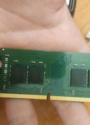 Оперативная память для ноутбука ddr4l