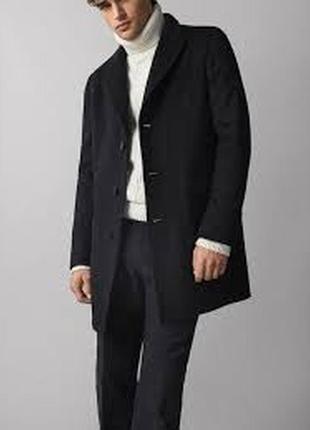Пальто massimo dutti, мужское пальто, чоловіче пальто, пальто ...