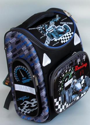 Рюкзак школьный ранец в школу для мальчика шкільний рюкзак