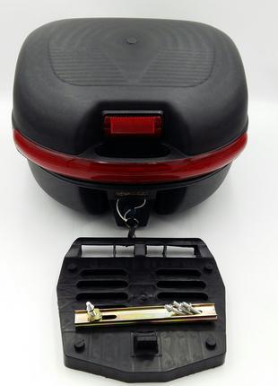 Кейс (кофр) под один шлем- интеграл